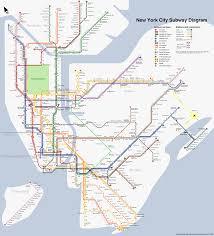 Mta Info Subway Map by Nyc Metro Subway Map My Blog