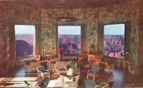 Grand Canyon Lodge  National Park Lodge Architecture Society - Grand canyon lodge dining room