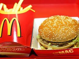 El Big Mac mas barato del mundo... en Argentina!