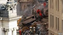 BBC Brasil - Notícias - Dois meses depois de desabamento no Rio ...