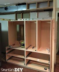 How To Install Kitchen Cabinets by How To Build A Pantry Wall With Barker Cabinets