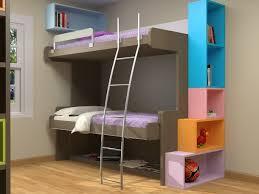 hidden bed and desk