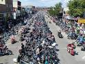 What is Sturgis famous for?