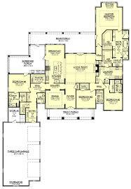 european style house plan 4 beds 4 5 baths 3360 sq ft plan 430