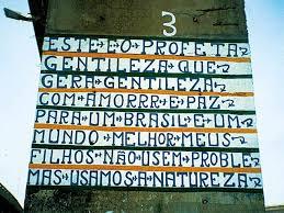 Blog de musicaemprosa : Música em Prosa, Gentileza - Marisa Monte. O profeta e os muros pichados que inspiraram a canção.