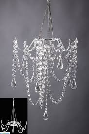 White Shabby Chic Chandelier by Best 10 Diy Chandelier Ideas On Pinterest Hanging Jars Rustic
