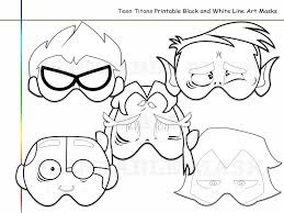 coloring pages titans printable black and white line art