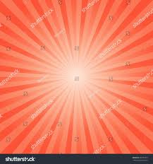 abstract bright orange red rays background stock vector 566755819