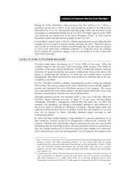 Colgate palmolive mba case study