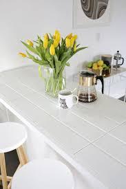 Tiled Kitchen Table by Best 25 Tile Countertops Ideas On Pinterest Tile Kitchen