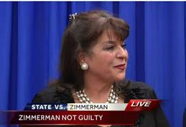 Gestapo Prosecutor Angela Corey Smiles After Losing Zimmerman Case, Overdone Lip Stick/Oversized Ego Reminds One of Florida's Bush Toady Katherine Harris and the Smiles/Lipstick/Power mad Ego Maniac
