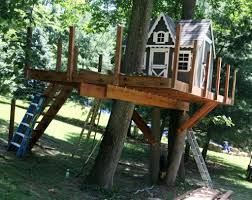 tree house for kids easy and simple treehouse designs for kids