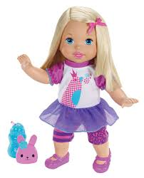 amazon black friday dolls amazon com little mommy talk with me repeating doll toys u0026 games