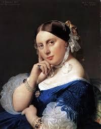 Portrait of Delphine Ingres-Ramel