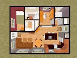 Simple 4 Bedroom Floor Plans Simple House Plan With Bedrooms Simple Small House Floor Plans