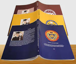 Thesis and Dissertation Bookbinding  Mobile    PHD Book Binding