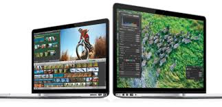 Foto dari MacBook Pro (Retina, 13-inch, Late 2013) Software Update 1.0 terbaru dari Apple