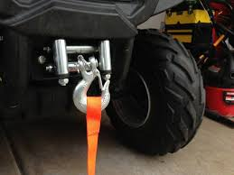 polaris sportsman 90 winch install atvconnection com atv