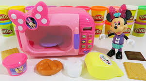 Minnie Mouse Toy Box Minnie Mouse Marvelous Microwave Set Disney Toy Playset Help