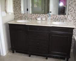 Bathroom Backsplash Ideas by Mirror Backsplash Tiles Ideas Great Home Design References