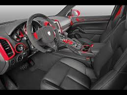 Porsche Cayenne Inside - lumma design custom cayenne based on porsche cayenne news