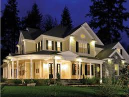 Single Story House Styles Beautiful Country House Plans With Wraparound Porch Ideas U2014 Tedx