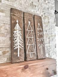 Wood Decor by Pallet Wall Art Wild Flowers Greenery Farmhouse Decor Gray Aged