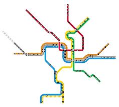 Mta Info Subway Map by Transit Subway Map My Blog