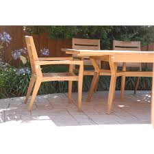 Outdoor Furniture Teak Sale by Outdoor Dining Table Set Olga Collection