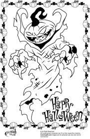 scary halloween drawings