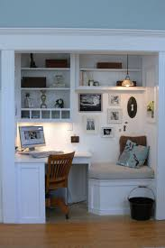 Great Ideas To Help You Add Special Touches To Your Family Room - Family room office