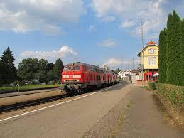 Leutkirch station
