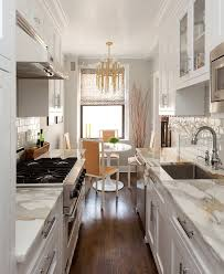 Small White Kitchen Design Ideas by Best 10 Small Galley Kitchens Ideas On Pinterest Galley Kitchen