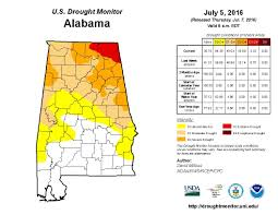 Usda Eligibility Map Drought Disaster Declared For 6 Alabama Counties Al Com