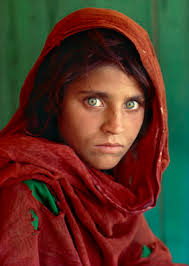 Photo by Steve McCurry