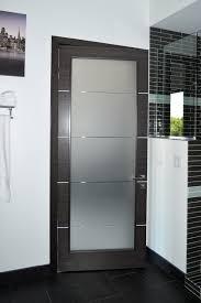 Large Interior Doors by Arazzinni Avanti Vetro Interior Door Black Apricot