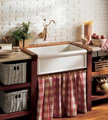 Herbeau  Kitchen Couture Fireclay Farmhouse Sink French - French kitchen sinks