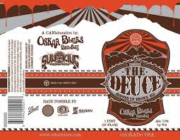 Oskar Blues, Sun King's The Deuce Hopped-Up Brown Ale coming to