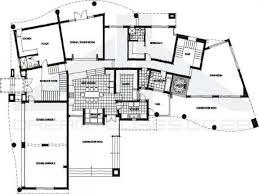 contemporary house floor plans very modern house plans modern
