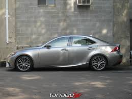 lexus is350 wheels new application tanabe nf210 springs for 2014 lexus is250 is350