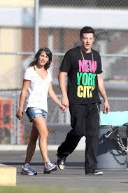 Lea Michele and Cory Monteith Photos - Lea Michele and Cory