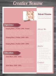 Resume Templates   Creative Market Creative Market Professional resume template
