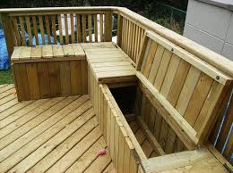 Wooden Bench Plans To Build by Best 25 Deck Bench Seating Ideas On Pinterest Deck Benches