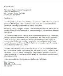 College Admission Recommendation Letter  Details  File Format