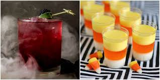 35 easy halloween cocktail recipes best halloween party drinks