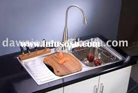 bathroom handsome stainless steel kitchen sinks for modern ideas