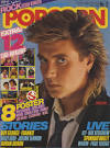 SIMON LE BON Popcorn Germany MAGAZINE (