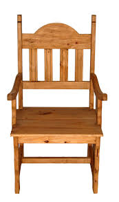 arm chair wood seat great western furniture company
