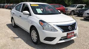 nissan almera oil capacity used one owner 2016 nissan versa s plus chicago il western ave