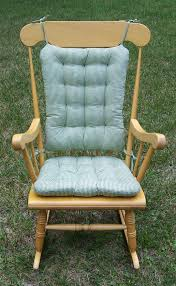 Rocking Chair Cusion Seat Cushions For Chairs Captain Chair Pad Tufted Kitchen Chair